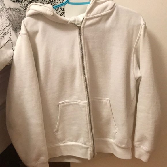 White brandy have hoodie